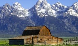 Zkroťte si svou horu a medvěda v parku Grand Teton