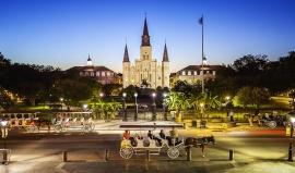 10 nejoblíbenějších míst USA podle turistů: New Orleans