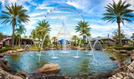 Se 122 metry je Orlando Eye doslova největší atrakcí města