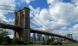 Brooklynský most: nádhera s pohnutým osudem