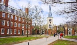 Nejslavnější univerzity USA: Harvard, škola největších elit