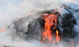 Zlobivé sopky pod havajským sluncem tvoří úžasný národní park