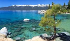 Nejlepší jezero USA? Anketu vyhrálo Tahoe