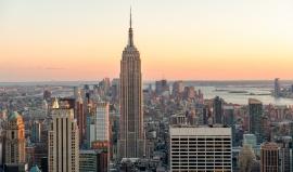 Empire State Building: Symbol New Yorku, který nepoložil k zemi ani mocný King Kong