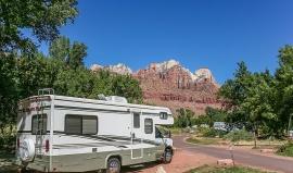 Neriskujte problémy v národních parcích USA