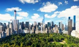 10 zajímavostí New Yorku: Ukrývá hluboké šachty i stánky s hot dogy s nájmem 7 milionů