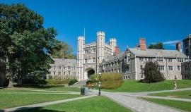 Nejslavnější univerzity Ameriky: Princeton
