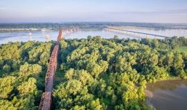 Největší, nejdelší, nejkrásnější – top 10 řek v Americe