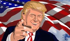 Donald Trump: 10 humorných faktů, které jste (možná) neznali