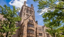 Nejslavnější univerzity USA: Na Yale studují budoucí prezidenti
