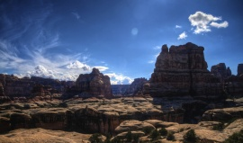 Národní park Canyonlands: nechte se okouzlit kaňony