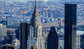 4 neznámá šokující fakta o Chrysler Building, kdysi nejvyšší budově světa