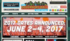 Governers Ball, největší festival New Yorku