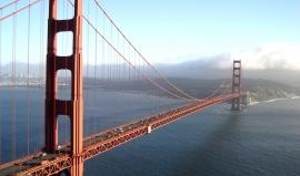 San Francisco: Zlatá brána Ameriky
