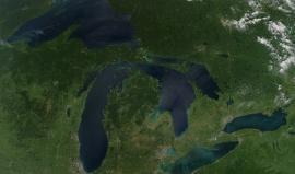 Oblastí Velkých jezer