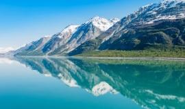 Aljaška: Víte, že největší stát USA používá vlajku 13letého dítěte