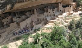 Kaňon Mesa Verde skrývá tajemství starobylého indiánského národa