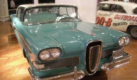 Henry Ford Museum vypráví příběh, jak chudák k milionům přišel