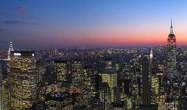 New York City - Pupkem světa