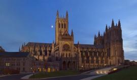 Americký svatý Vít obrazem: Washington National Cathedral má i politický význam