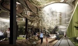 Architektonické perly USA: V New Yorku vyroste první podzemní park světa