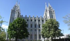 Mormonská stezka: odchod do země zaslíbené