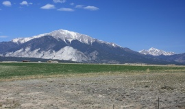 Z Denveru k lyžařským střediskům Skalistých hor