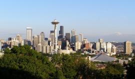 Seattle: město s vůní kávy a deště