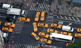New York taxi: žlutá je barva naše