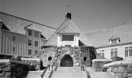 Hororový Timberline Lodge: Hotel, po němž pobíhal šílený Jack Nicholson