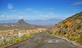 Hlavní silnice Ameriky už je skoro 30 let jen turistickou atrakcí