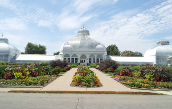 Botanická zahrada v Buffalu
