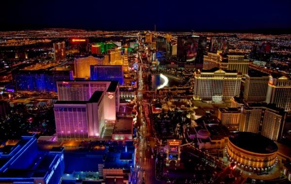 Las Vegas, Nevada - Amerika.cz
