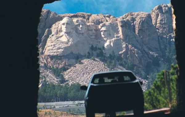 Mount Rushmore, Severní Dakota