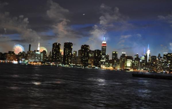 Den nezávislosti v NYC