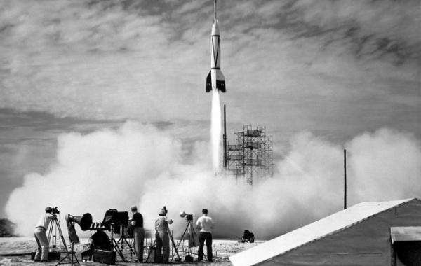 Cape Canaveral - první raketoplán