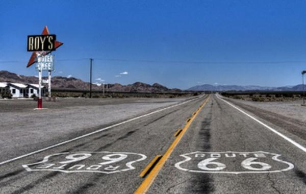 Motel na Route 66