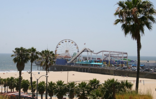 Navy Pier v Los Angeles v Kalifornii