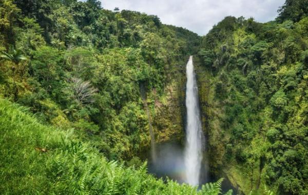 Akaka Falls, Havaj