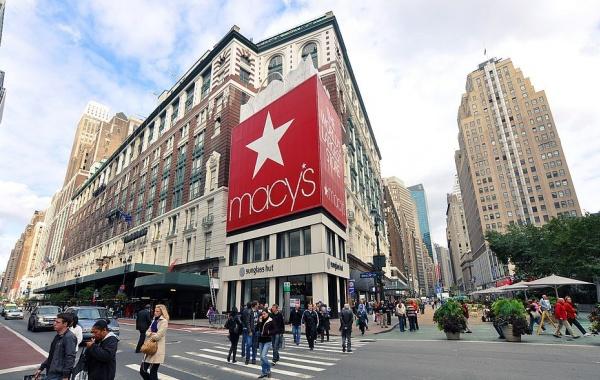 Macy's je legenda americkými obchodními domy