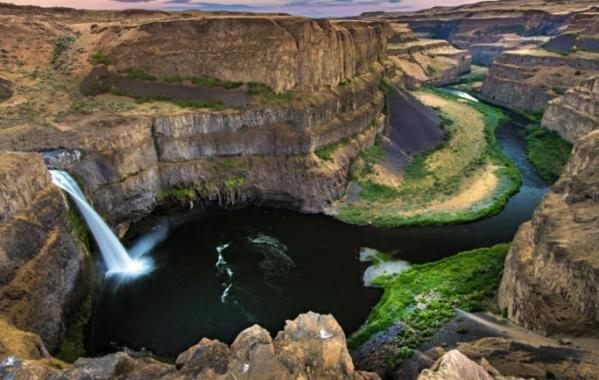 Stát Washington má svůj oficiální vodopád