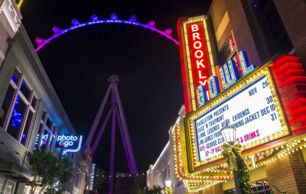 High Roller v Las Vegas