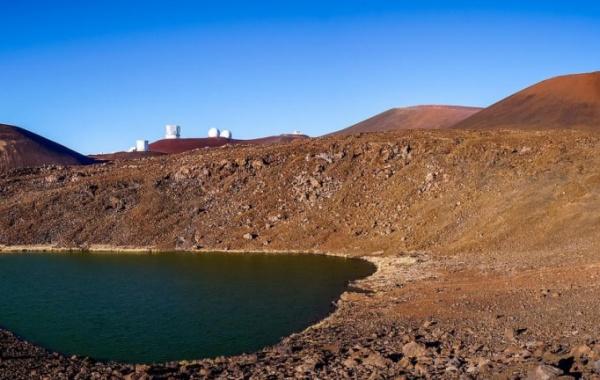 jezero Waiau