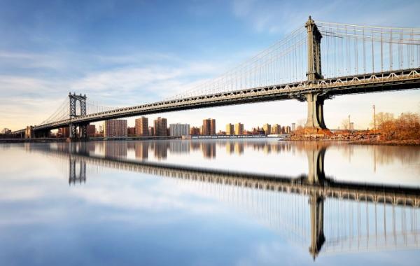 "Manhattanský most není jen ""ten vedle Brooklyn Bridge"""