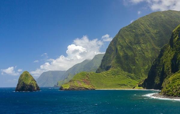 Molokai je skrytá kráska mezi Havajskými ostrovy