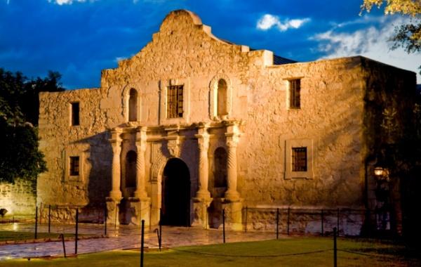 Pevnost Alamo, San Antonio, Texas - Amerika.cz