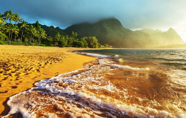 Tunnels Beach aneb Havaj vždycky zabere