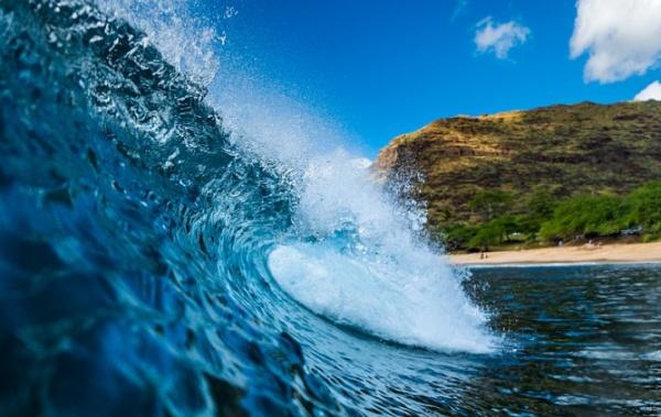 Krása skrytá za vysokými vlnami: západ Oahu