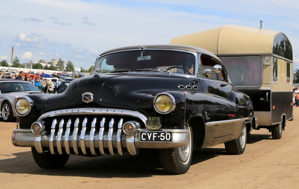 Automobilové legendy USA: Buick Super
