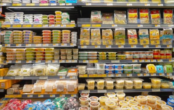 Potraviny v USA